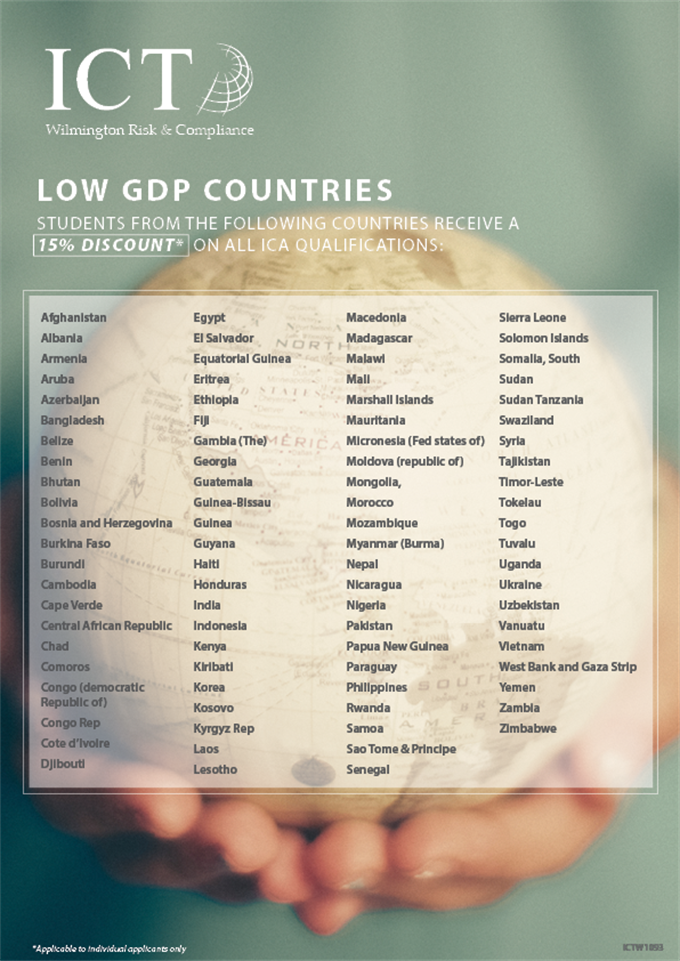 Low GDP countries