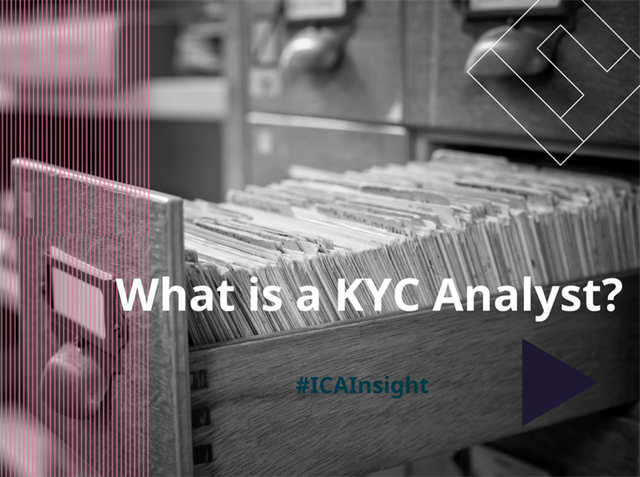 What Is A KYC Analyst_