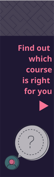 Find The Right Course For You (1)